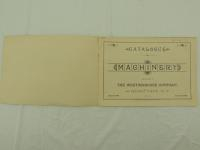 1891 The Westinghouse Co. Threshing Machines Catalog