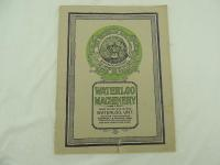 Waterloo Machinery Catalog