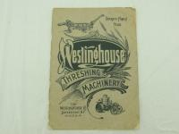 Westinghouse Threshing Machinery Co. Catalog