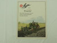 Acme 12-24 Two -In-One Tractor Foldout Brochure