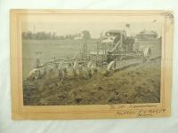 The Nilson Tractor Foldout Mailer