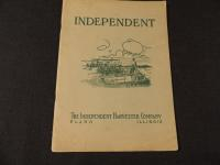 Independent Harvester Company Catalog
