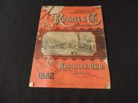 Russell & Co.'s Annual Catalog 1882