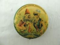 Corn Carnival 1898 Celluloid Pinback