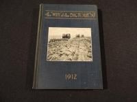 """1912 Hardback The """"Why"""" of the Big Four """"30"""""""