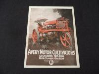 """Avery Motor Cultivators"""