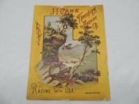 1887 J. I. Case Threshing Machine Co. Catalog