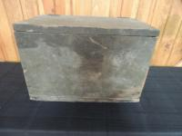 Rare Advance Rumely Wooden Tool Box