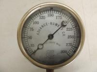 Advance - Rumely Co. Double Spring Traction Engine Gauge