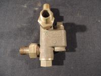 "Brass Chicago Injector 3/4"""