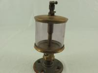 Lot of 2 Brass Oilers, Michigan Lubricator Co., Penberthy Injector Co.