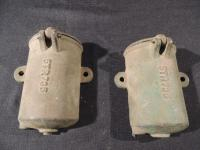 Lot of 2 Steam Engine Cups