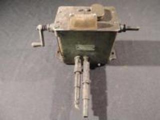 2 Feed Mechanical Lubricator