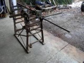 Ideal Lawn Mower Blade Sharpener