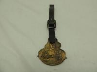 Rare Brass Color - Waterloo Boy Watch Fob