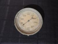 Steam Engine Pressure Gauge
