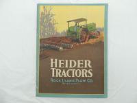 Heider Tractors Catalog