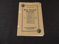 1915 Bull Tractor Bulletin
