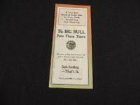 The Bull Tractor Brochure