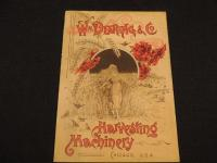 Wm. Deering & Co. Harvesting Machinery Catalog