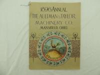 1896 Annual The Aultman & Taylor Machinery Co. Catalog