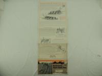 The Bucher and Gibbs Plow Co. Imperial Farm Implements Foldout Brochure
