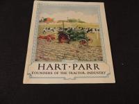 Hart Parr Tractor Catalog