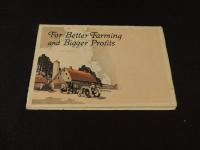 Samson Tractor Foldout Mailer - Poster