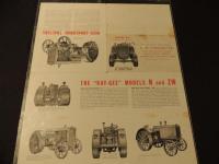 Keck-Gonnerman Tractors Mailer