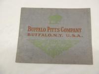 """""""Buffalo Pitts Company"""""""