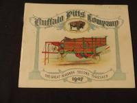 Buffalo Pitts Co. 1907 Catalog