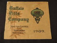 1909 Buffalo Pitts Co. Catalog