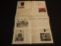 IHC - International 8 - 16 Fold Out Mailer