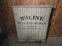 Early Moline Pitless Scale from Fairbanks, Morse & Co.