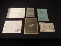 Literature lot Birdsell Hullers and more