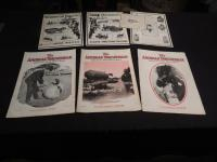 Lot of The American Thresherman Magazines and More