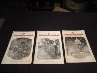 3 - 1929 American Thresherman Magazines
