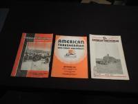 3 - American Thresherman Magazines