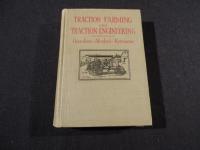 Traction Farming and Traction Engineering Hardback book