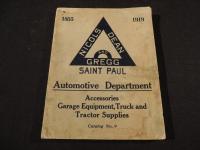 1919 Nicols, Dean & Gregg Catalog No. 9
