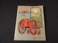 Viking Twin Garden Tractor Catalog