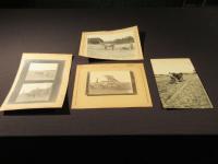 Lot of 4 Deere & Mansur, Dain Factory Photos