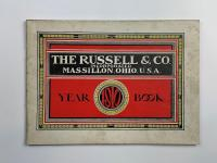 1910 CATALOG FOR THE RUSSELL STEAM ENGINES AND 3-WHEEL TRACTORS