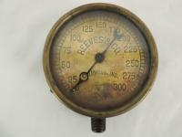 Reeves & Co. Pressure Gauge