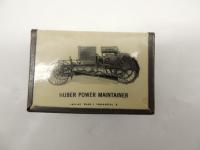 Huber Roller Match Box Cover