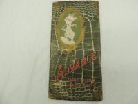 1902 Advance Threshing Machinery Yearbook