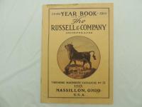 1913 The Russell & Company Threshing Machinery Catalogue No. 71