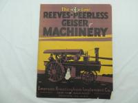 The E-B Line, Reeves-Peerless Geiser Machinery Catalog