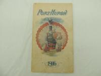 1906 Port Huron Line Catalog