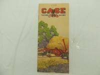 Case Threshing Machines Catalog